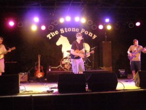 DC live at the Stone Pony