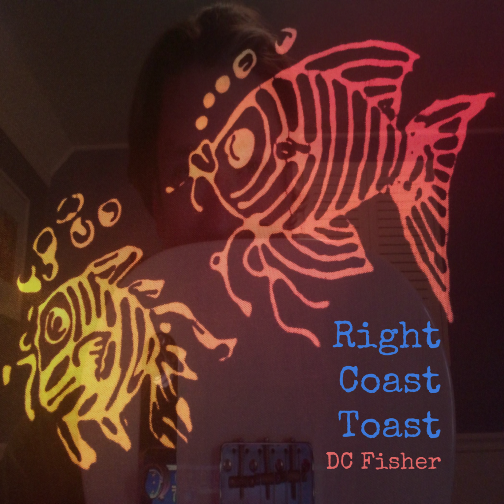 Right Coast Toast DC Fisher